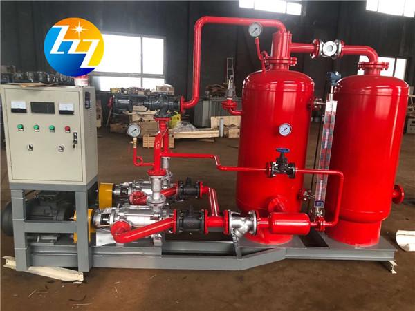 安装蒸汽回收机对于节能节水而言的优势是什么