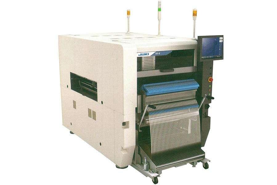 SMT生产制造行业中贴片机是核心设备之一