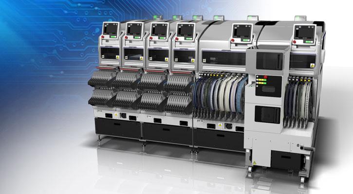 SMT贴片机的加工生产流程是怎样的