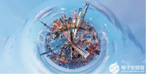 VR全景技术将助力打造虚拟现实智慧城市