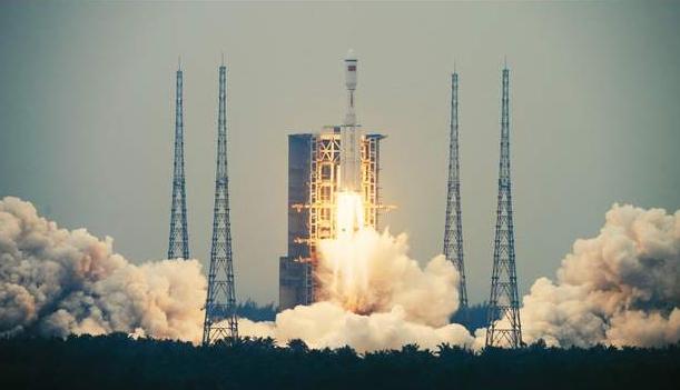 金融界首颗物联网卫星平安1号成功发射