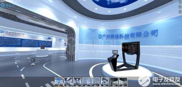 VR虚拟展厅将引领线上企业展馆三维新模式