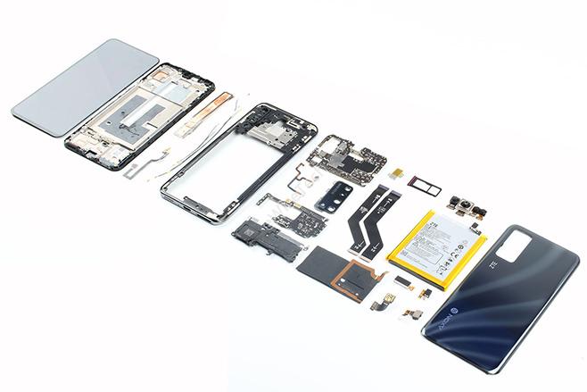 盤點2020年的手機 5G處理器、屏幕高刷、多攝像頭、快充