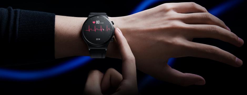 探秘華為運動健康實驗室  可穿戴設備走入健康時代