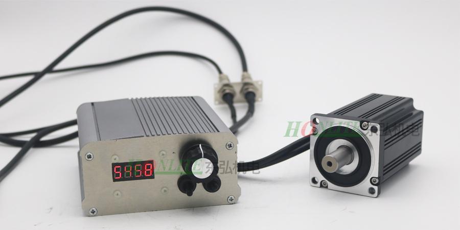 60直流无刷电机选型方案的推荐及其参数的介绍