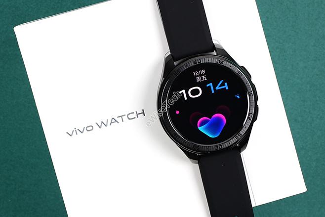 vivo watch手表怎么样?vivo watch评测结论值得拥有vivo首款智能手表
