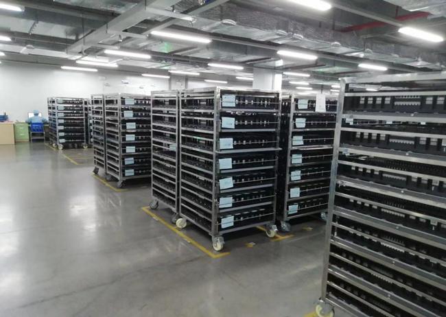 工业射频识别技术的应用:RFID智能仓储管理方案