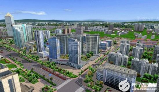 关于三维可视化智慧城市管理系统的简单介绍