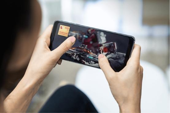骁龙888创新沉浸式游戏体验,首次实现可变分辨率渲染