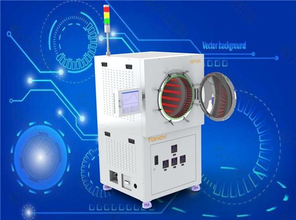 中科同志科技高真空除气炉为半导体行业发展再添助力