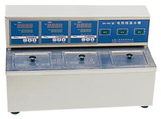 三孔电热恒温水槽是如何实现控温操作的