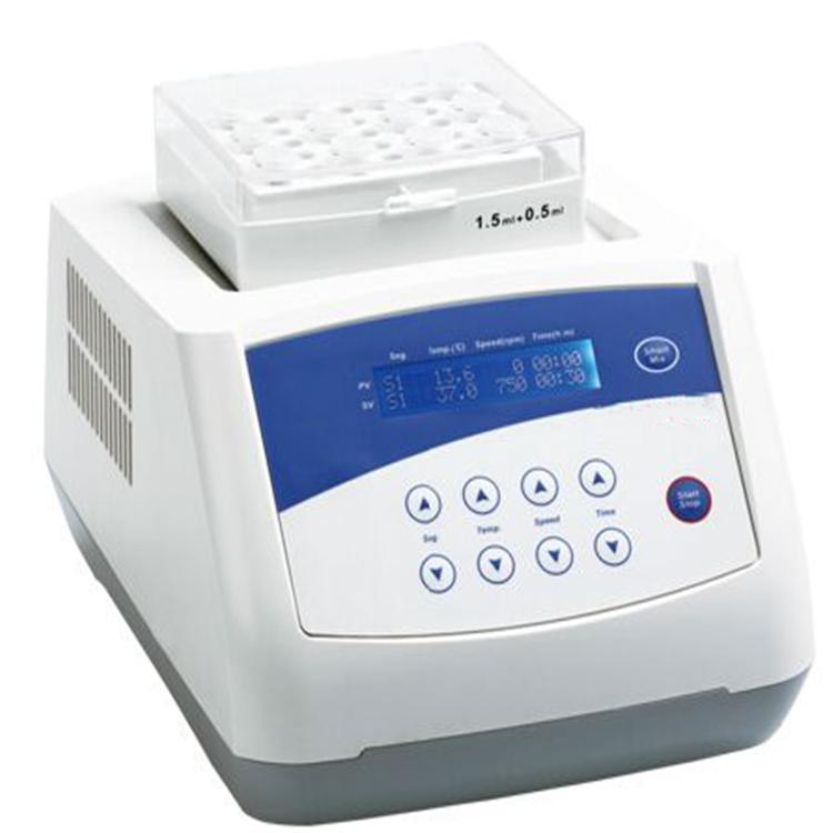 振荡恒温金属浴TUS-200P产品技术参数的介绍