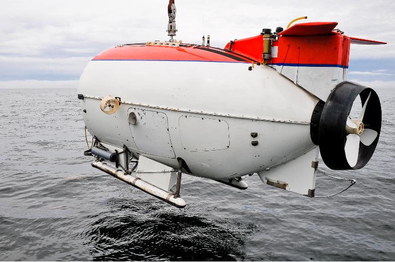 """我国""""奋斗者""""号载人潜水器已成功坐底全球海洋最深..."""