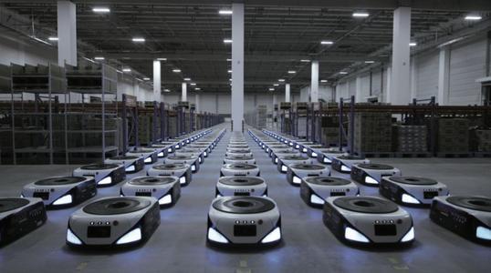 为什么说智能机器人和仓库管理系统二者缺一不可