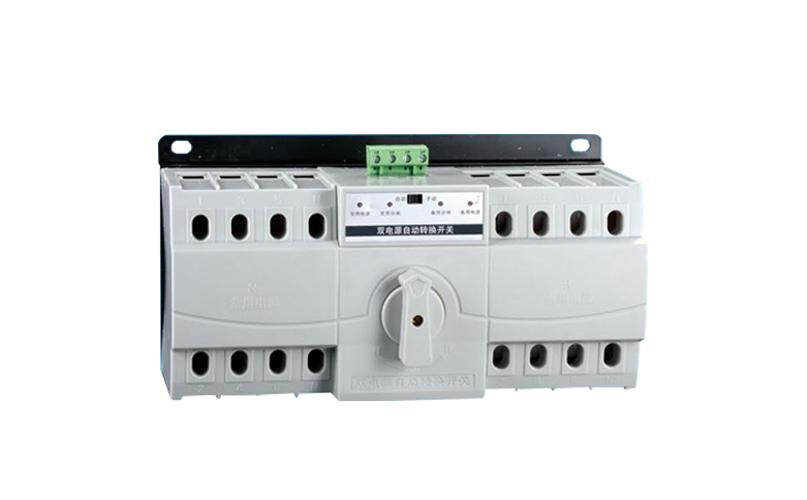 双电源转换开关控制器选择的关键点是什么