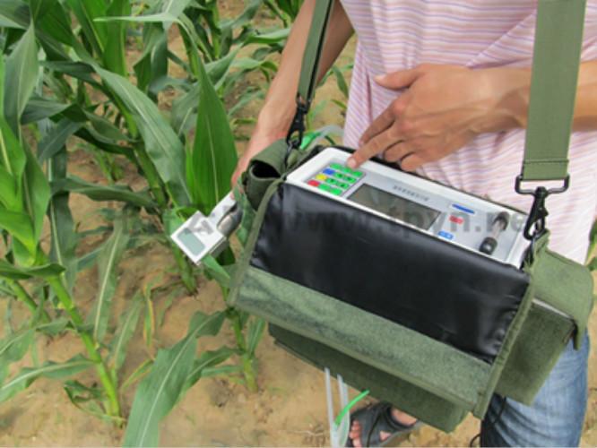 光合作用测定仪的应用领域以及使用效果的说明