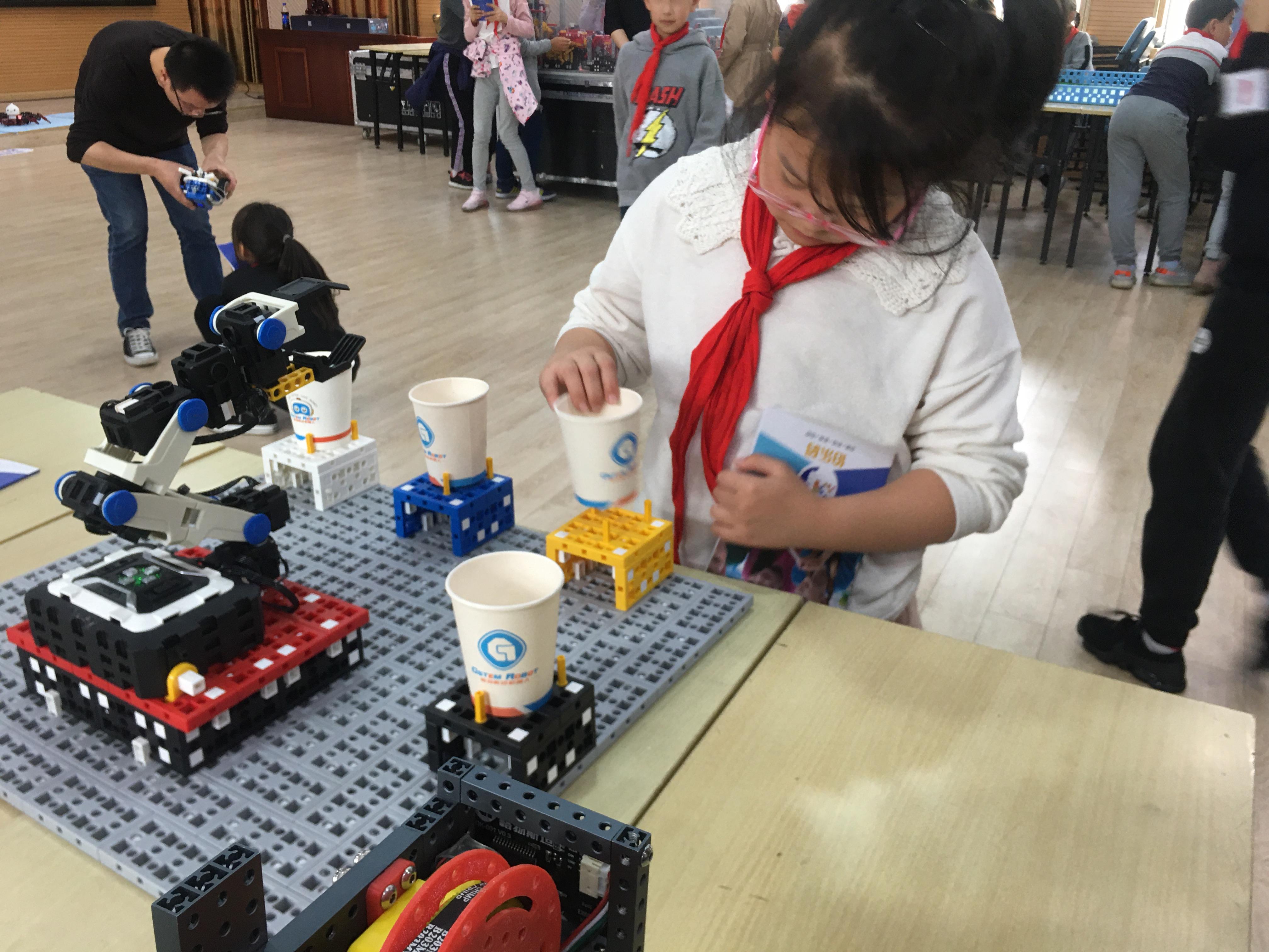 机器人编程教育在幼儿园教学中的应用