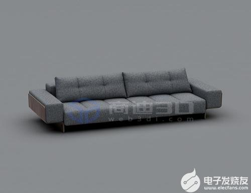 浅谈H5三维沙发3D建模线上全景VR模型展示技术
