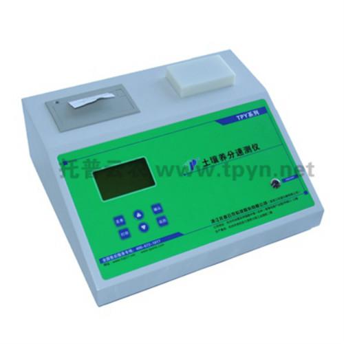 测土配方施肥仪的使用说明以及使用效果的介绍