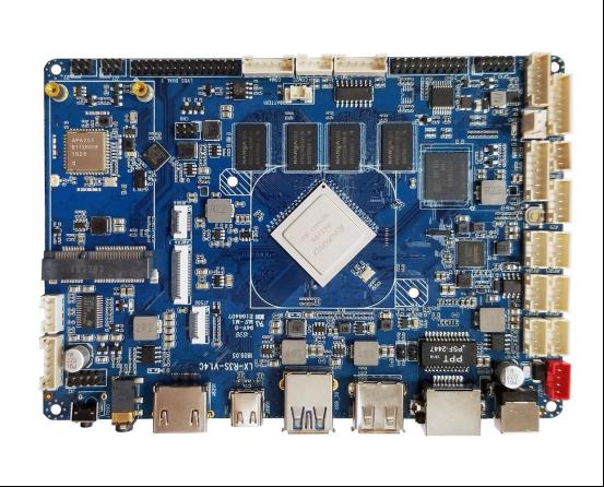 关于瑞芯微RK3399嵌入式开发板的简单介绍