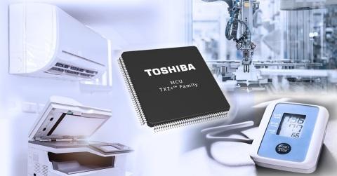 東芝推五組全新 TXZ+?系列低功耗微控制器