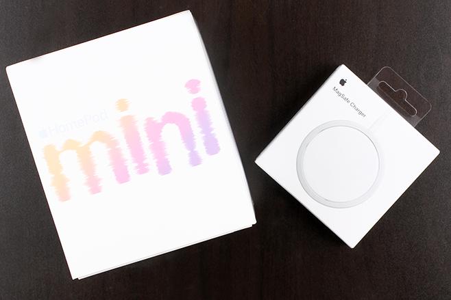 苹果音箱homepod mini要一直插电么 我们先看音箱和无线充电器