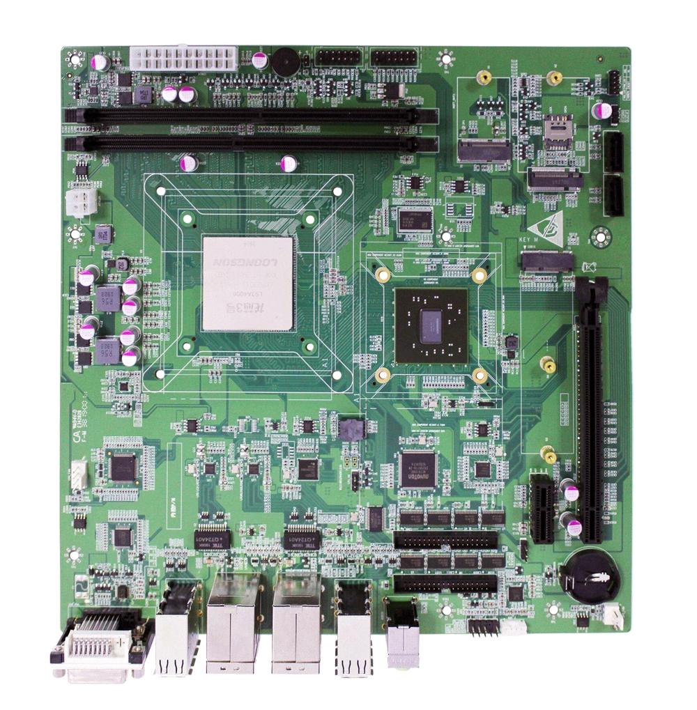 基于CPCI总线连接的国产化主板的介绍