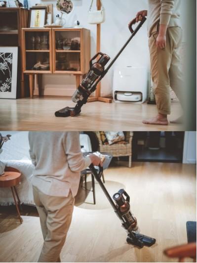 如何解决日常家务清洁的烦恼,莱克立式吸尘器是首选