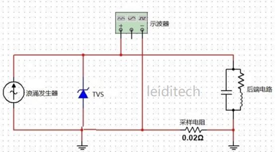 浅谈便携电子产品电池端的浪涌保护TVS