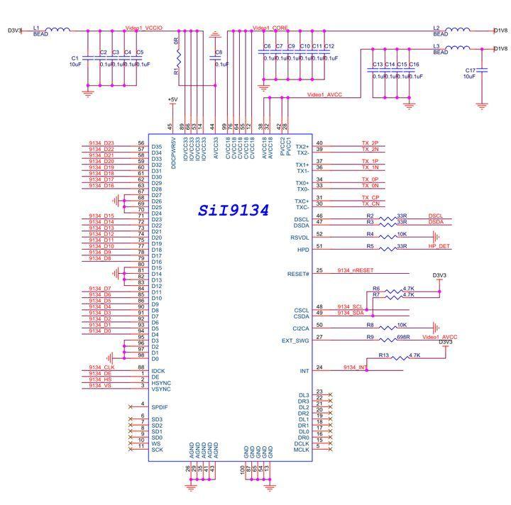 【ZYNQ Ultrascale+ MPSOC FPGA教程】第十四章HDMI输出实验