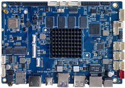 RK3288系列主板开启了商显主板迈向高端智慧化的大门