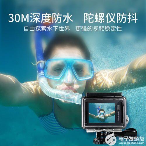 2021常见的防水相机喇叭咪头结构设计