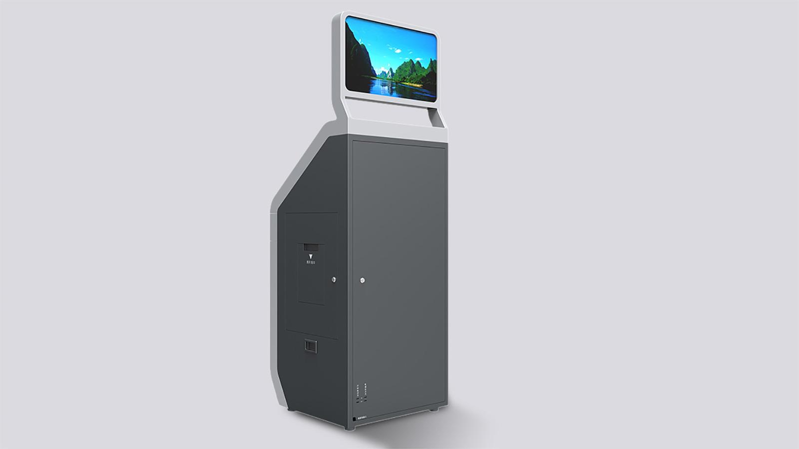 自助终端设计可满足用户的个性化消费需求