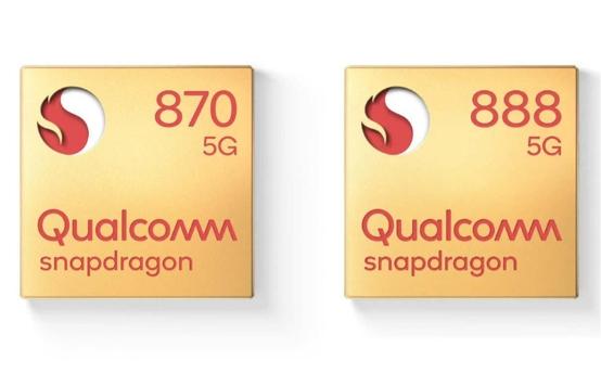 高通公司新推出了一款高端手机芯片——骁龙870