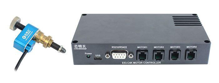 压电螺钉控制器的特点以及技术参数的介绍