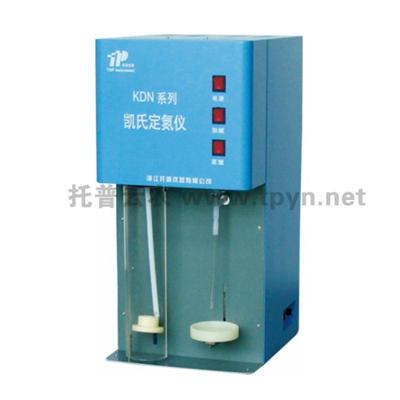 凯氏定氮仪的使用说明以及使用效果的介绍