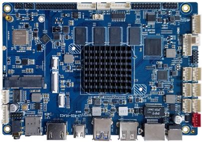 RK3288主板开源开发板的接口丰富且性能稳定