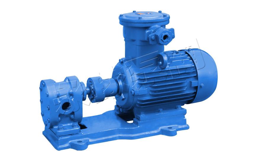 关于提升齿轮泵基本要素的回路