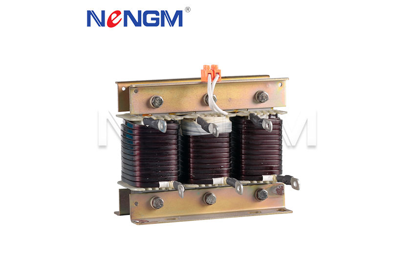 出入线电容电抗器在直流变频变速系统软件中的应用