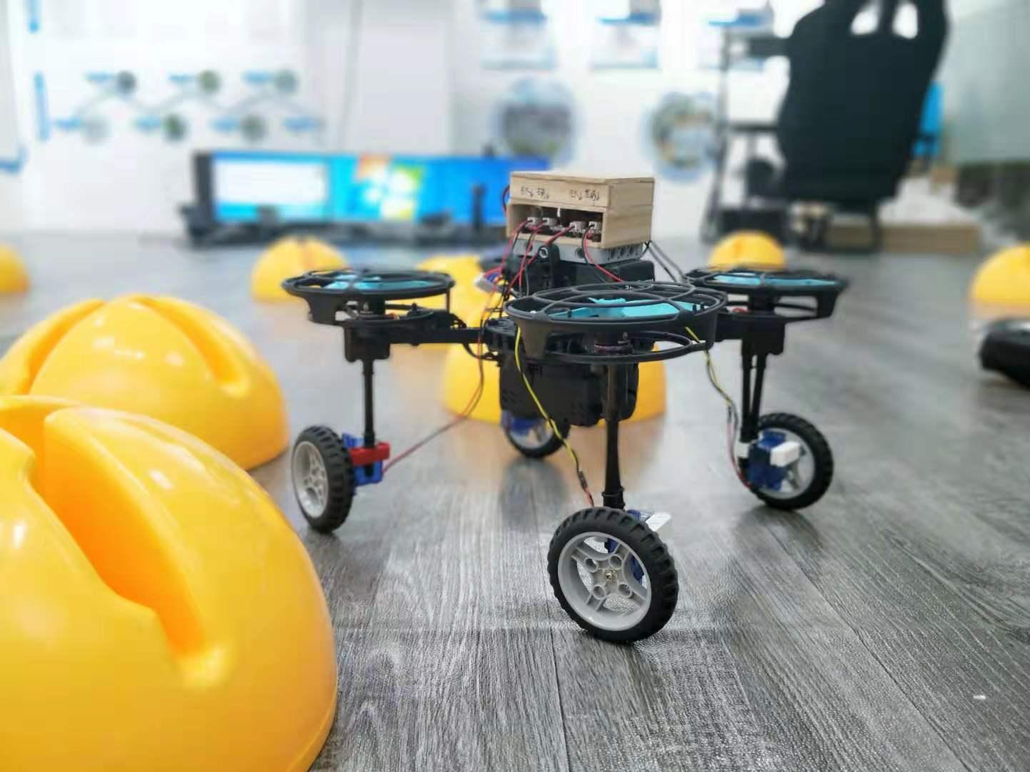 编程创造未来,无人机教育激活青少年创造力