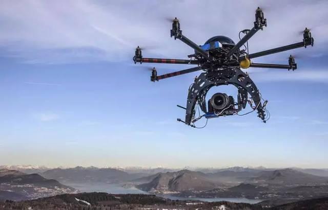 预计2020年全球反无人机市场总值达到6亿美元