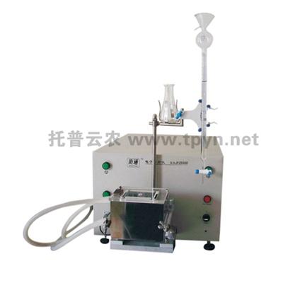 电子粉质仪的操作方法以及使用效果的介绍