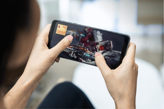 5G芯片为移动游戏领域带来了极致的连接性能
