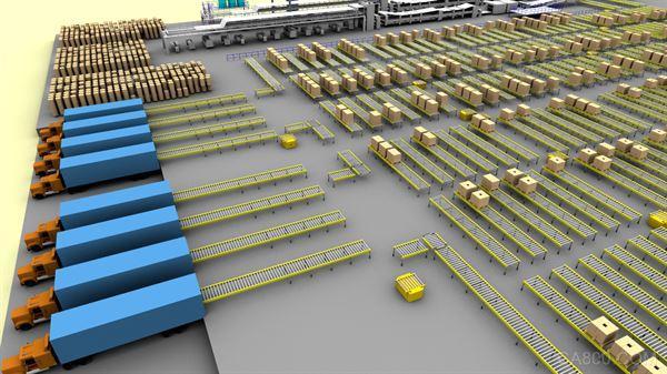 仓库中的钢结构货架如何转换成智能立库