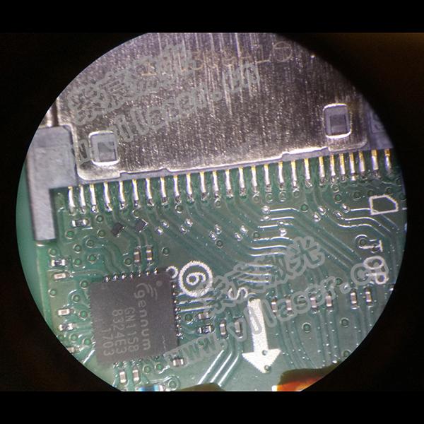 关于USB连接器激光焊接空焊不良的解决方案