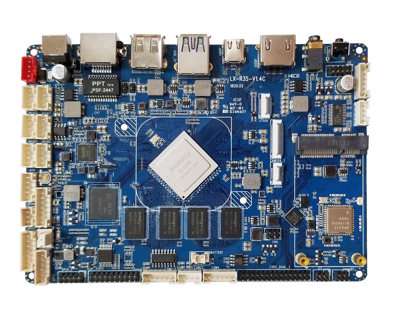 瑞芯微RockchipRK3399主板处理器的优...