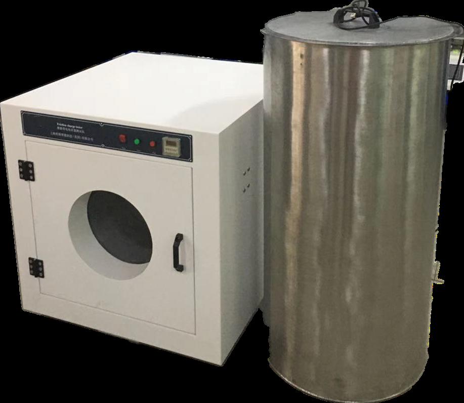关于织物摩擦带电荷后静电特性的测试