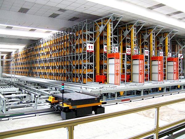 钢结构货架备受自动化仓库物流青睐,原因是什么