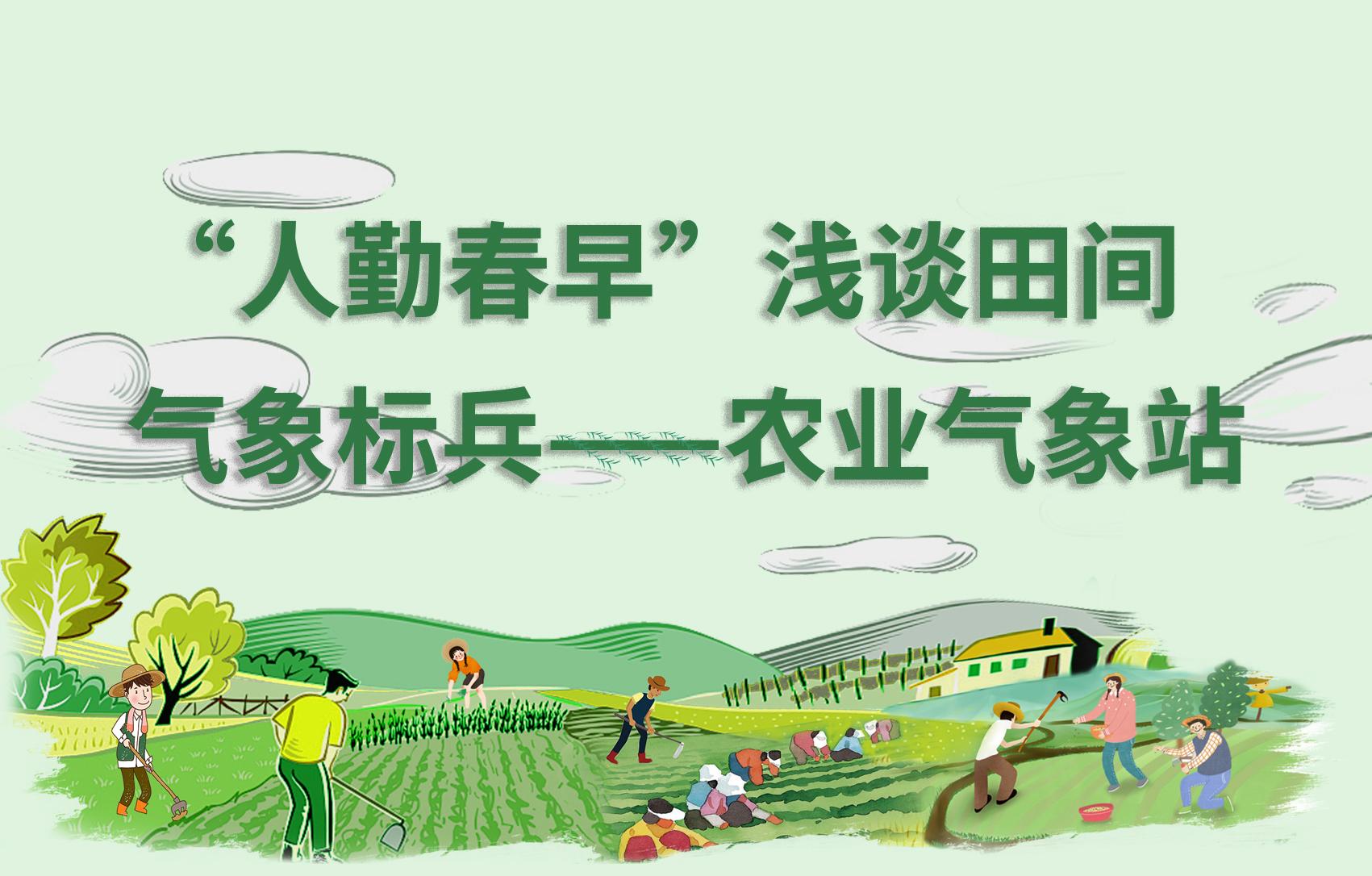 农业气象站的应用为实现农业增产增收提供了保障