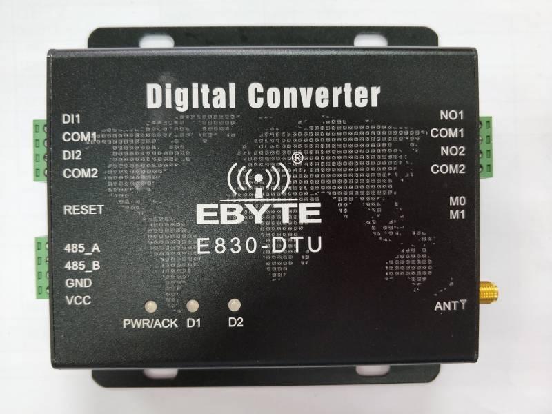 關于無線模塊在工業控制上的應用